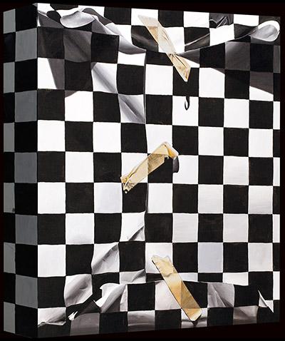 Checkerboard Wrap