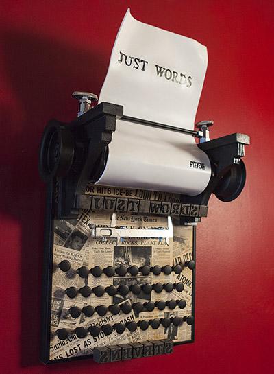 headlines - typewriter