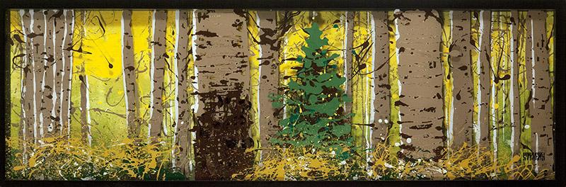 PanorAspens - Lone Pine