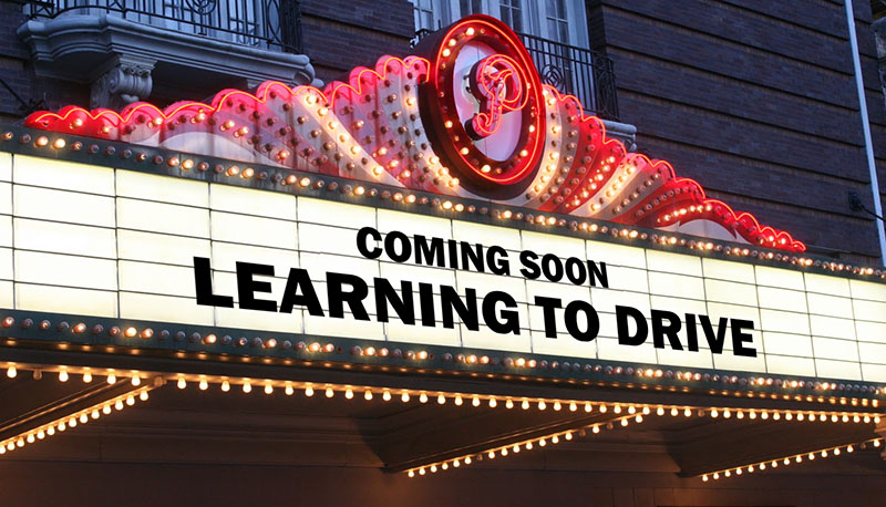 Coming Soon - Learning to Drive