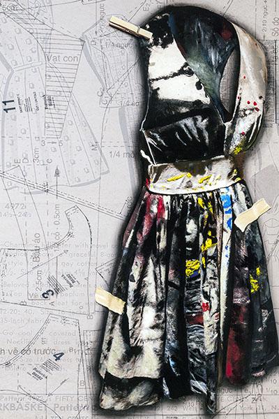 dropcloth dress
